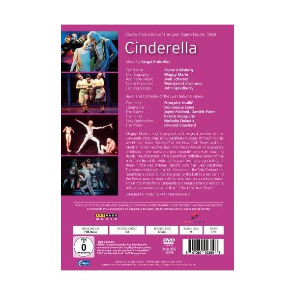 Cinderella [DVD] [Import]の紹介画像3