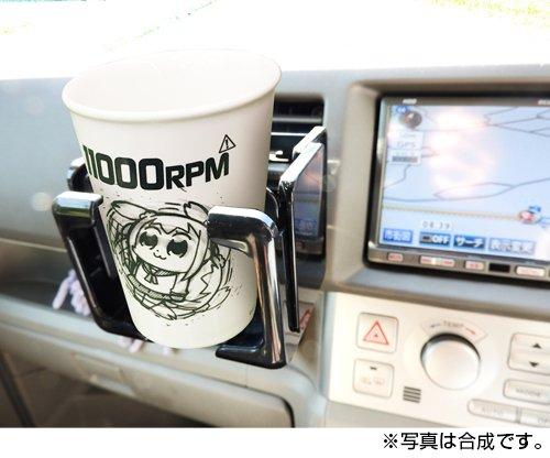 ポプテピピック 11000RPM紙コップ 陶器 Ver.