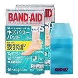 関連アイテム:【Amazon.co.jp限定】BAND-AID(バンドエイド) キズパワーパッド 靴ずれ用 6枚×2個 +ケース付 絆創膏