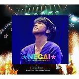 ~NEGAI~ Ryu Siwon LIVE TOUR 2011 [DVD]