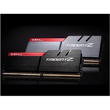 G.Skill F4-3200C16D-16GTZB (DDR4-3200 CL16 8GB×2)