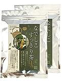 すっきり茶 2g 22個 2パック 天然成分100%で体に優しいお茶 キャンドルブッシュ ごぼう 玄米 ルイボス