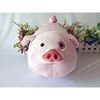 Gravity Falls怪奇ゾーン グラビティフォールズ ピンク豚ぶたクッション人形萌えぬいぐるみおもちゃ抱き枕
