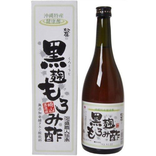 松藤印 黒麹もろみ酢 720ml