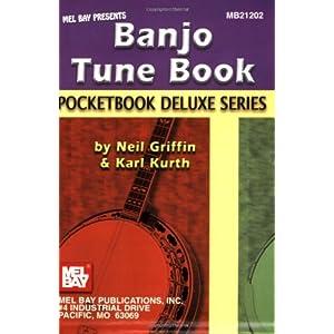 Mel Bay Presents Banjo Tune Book (Pocketbook Deluxe)