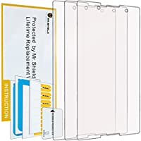 Mr Shield For Lenovo Tab 2a8/ Tab 2a8–50プレミアムクリアスクリーンプロテクター[ 3- Pack ] with生涯交換保証