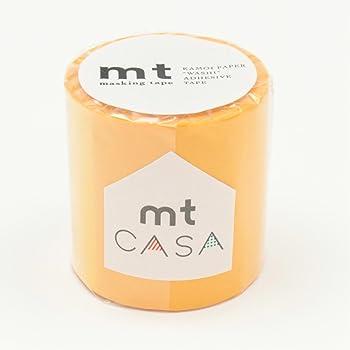 カモ井加工紙 mt CASA 50mm ひまわり 50mm幅×10m巻き MTCA5052