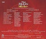ムーラン オリジナル・サウンドトラック 画像