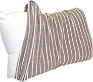 のびのび~今治 まくらカバー ピローケース ブラウンストライプ 今治タオルの枕カバー上質なやさしさと肌ざわり【のびのび~枕カバー】