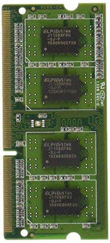 DOS/V ノート用メモリ 1GB PC3-8500 204pin DDR3-SDRAM SO-DIMM PDN3/1066-1G