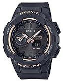 [カシオ] 腕時計 ベビージー BGA-230SA-1AJF レディース ブラック