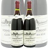 ジャン グロ ヴォーヌ ロマネ プルミエ クリュ クロ デ レア 1982 赤ワイン 辛口 750ml