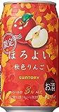 サントリー チューハイ ほろよい 秋色りんご 350ml×24本