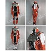 機動戦士ガンダム00 アレルヤ風の新パイロットスーツ コスプレ衣装 男女XS-XXXL オーダーサイズも対応可能