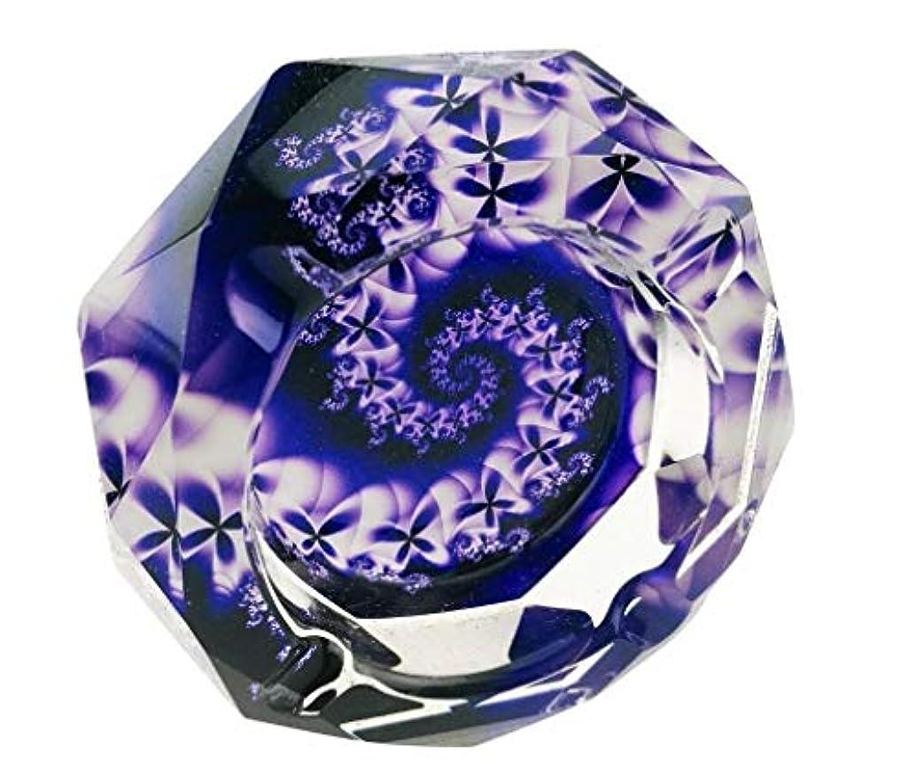 雄大なスキム知っているに立ち寄る美しいカラフルな透明な八角形の直径7.1