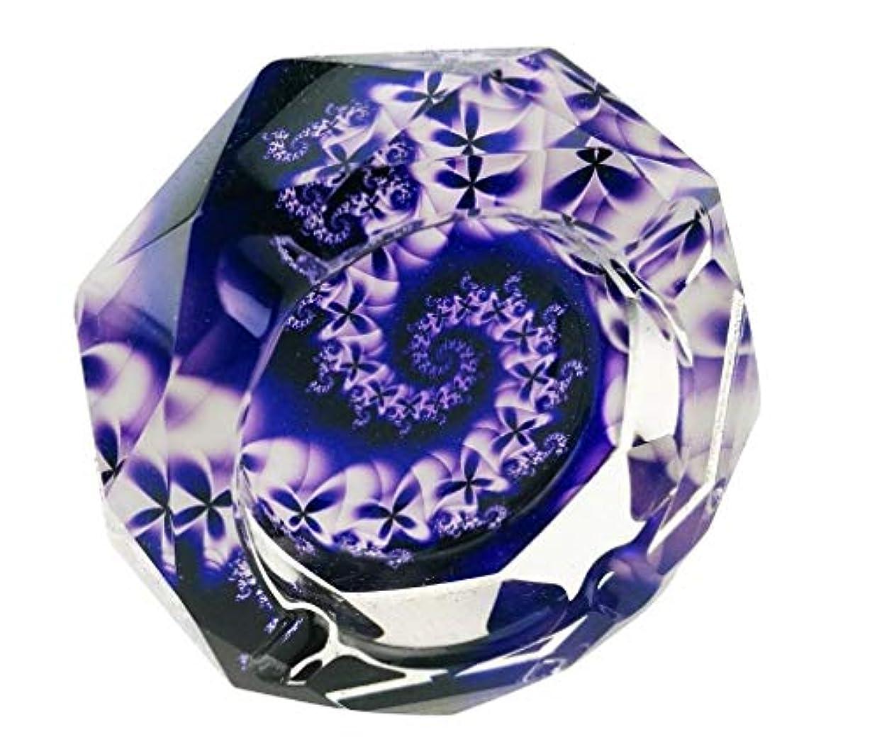 めったに貨物お気に入り美しいカラフルな透明な八角形の直径7.1