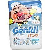 《ケース》 ネピア Genki! ゲンキ パンツ Lサイズ 132枚 (44枚入)×3個
