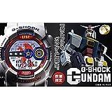 (カシオ)CASIO G-SHOCK × GUNDAM 機動戦士ガンダム35周年記念
