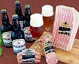 お中元 ビール&ソーセージ ギフト A 札幌開拓使麦酒330ml×4本入 ベーコン 北海道 おつまみ クラフトビール