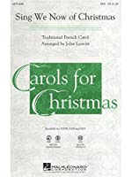 Sing We Now Of Christmas - SAB. Partitions pour SAB, Accompagnement Piano