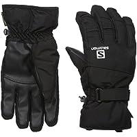 SALOMON(サロモン) スキーグローブ フォースゴアテックス® (FORCE GORE-TEX®) メンズ L38310800 ブラック