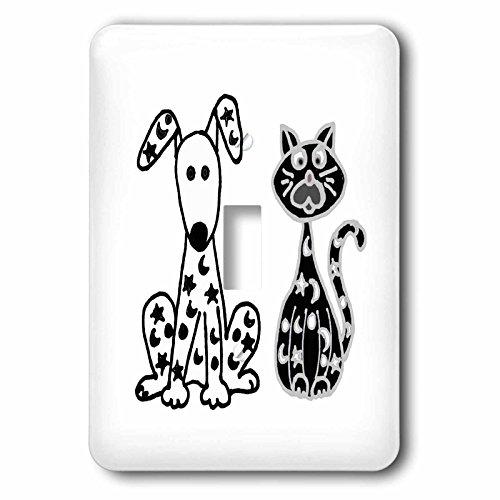 3drose LSP _ 234658_ 1面白い犬と猫と...