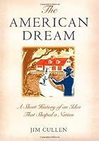 CULLEN : AMER DREAM - HIST IDEA