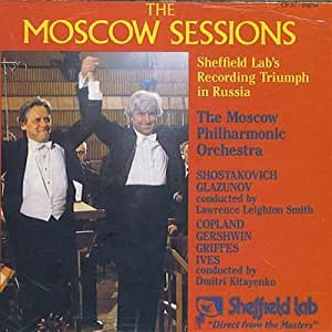 Moscow Sessions Vol 3