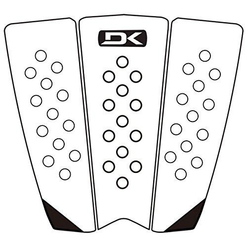 DAKINE(ダカイン) デッキパッド デッキパッド 3ピース (ベーシックモデル) [ AI237-810/LAUNCH PAD ] サーフィン サーフボード ユニセックス AI237-810 WHT F