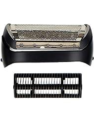 VINFANY 交換箔剃刀 for Braun10B 1000シリーズ170 180 190 1715 1735 1775 Z20 Z30 Z40 Z50 2776
