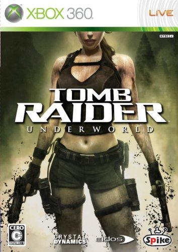 トゥームレイダー: アンダーワールド - Xbox360