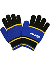 ボーイズ|ジュニア|スキーウェア[Kaepa(ケイパ)]スポーツ手袋|5本指手袋|ニット手袋|五本指|ニット グローブ|男児|男の子|子供用 Fサイズ