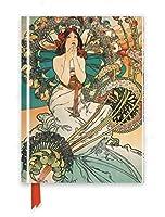 Mucha: Monaco Monte Carlo - Foiled Journal (Flame Tree Notebooks)