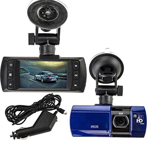aobinyダッシュカム、2.7LCD HD Full 1080p車DVRダッシュカメラビデオレコ...
