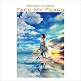 Face My Fears (English Version)♪Hikaru Utada & SkrillexのCDジャケット