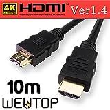 FSC HDMIケーブル Ver1.4(10m)