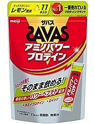 明治 ザバス アミノパワープロテイン レモン風味 4.2gX11本