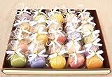 天使のマカロン 25個入 リボン付き個包装 ホワイトデー お返し マカロン ギフト 詰合せ 誕生日プレゼント お菓子 内祝い 退職