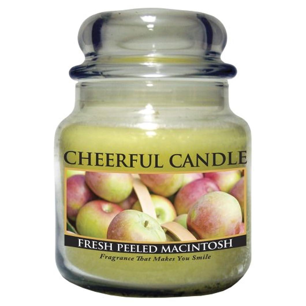 静かなコール慈悲A Cheerful Giver フレッシュピーリングマッキント瓶キャンドル 16-Ounce CS57