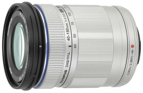 OLYMPUS PEN レンズ M.ZUIKO DIGITAL ED 40-150mm F4.0-5.6 SLV