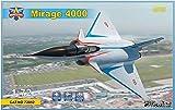 モデルズビット 1/72 フランス ダッソー・ミラージュ4000試作戦闘機 プラモデル MVT7252