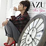 For You♪AZUのCDジャケット
