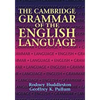 The Cambridge Grammar of the English Language (English Edition)