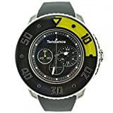 ?Tendenceクロノグラフ腕時計チタンg52クロノ02106001メンズ