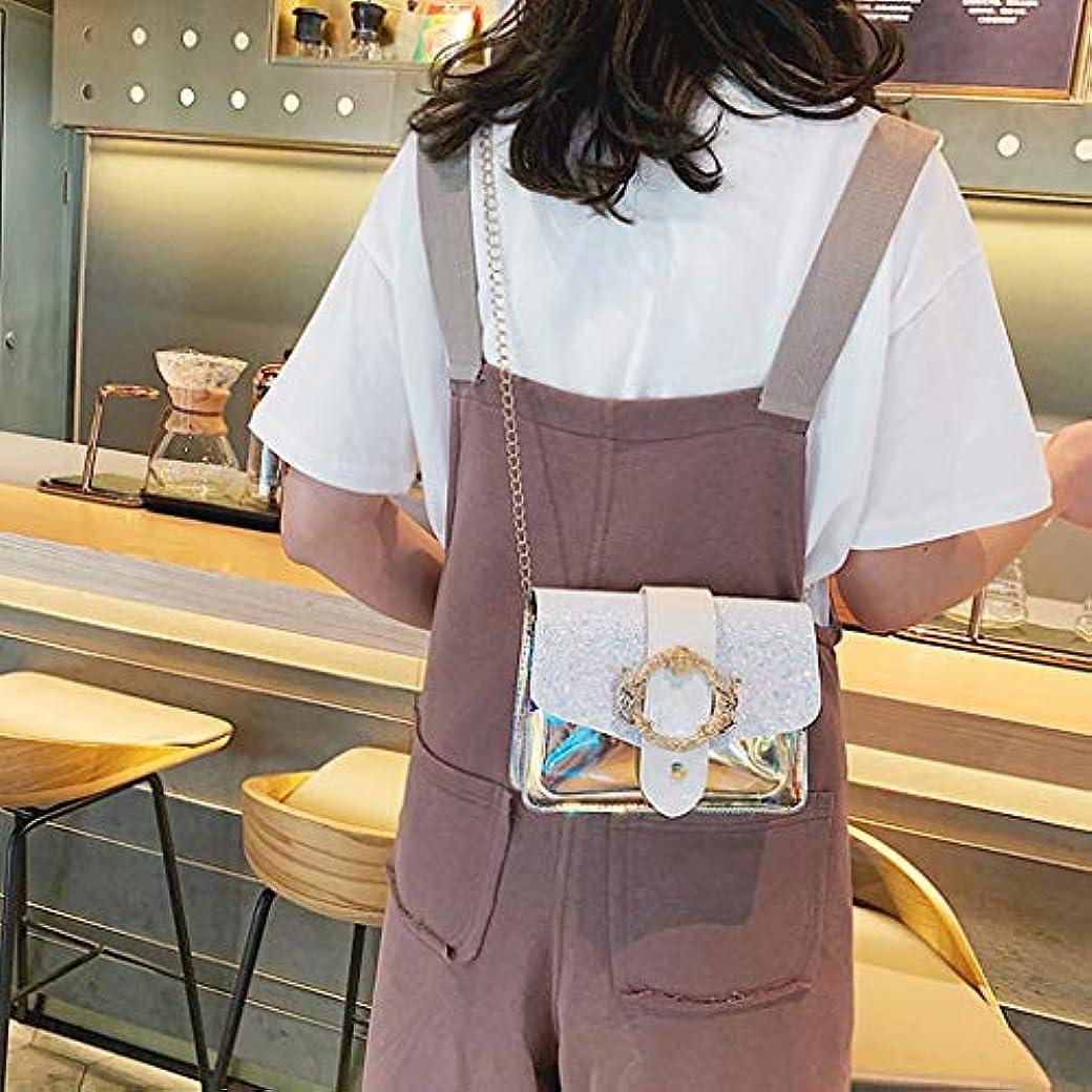 アラーム汚物より平らな新しい女性のファッションコントラストカラー対角パッケージスパンコールショルダーバッグチェーンバッグ、女性のファッションスパンコールコントラストカラーショルダーバッグチェーンバッグ、ワイルドショルダーバッグチェーンバッグ...