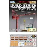 スタジオミド Nゲージ BD-01 クライミングクレーン (小型)