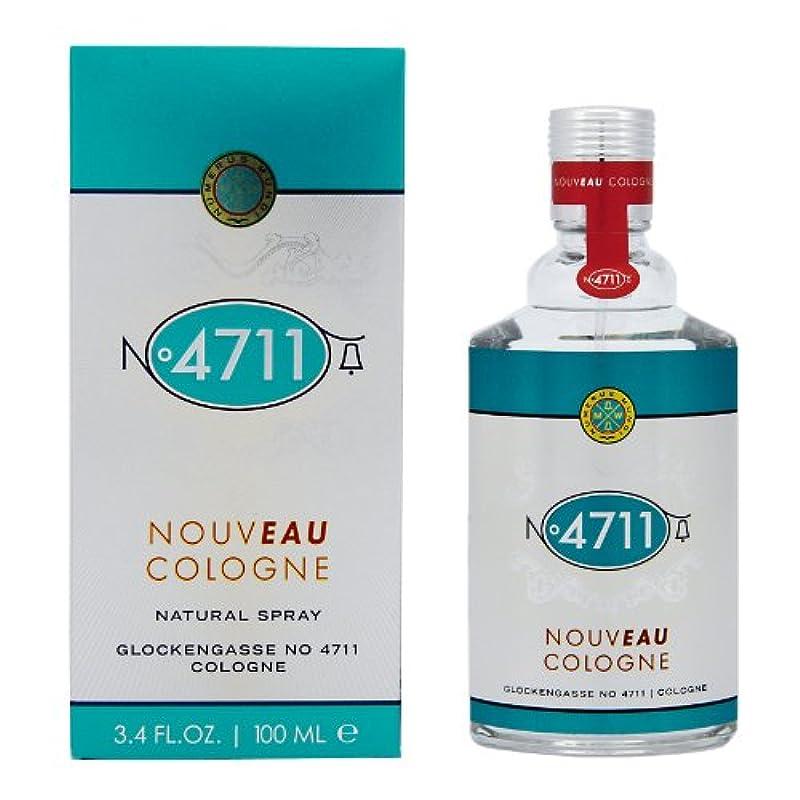 専制最も早い酸素4711 ヌーヴォ EDC 100mL