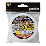 がまかつ(Gamakatsu) 手返シキス50本仕掛(ケイムラパール) カラ鈎&ラメ N157 5-1