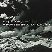 Vinao: Arcanum by EZEQUIEL VINAO (2005-09-27)