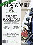 The New Yorker [US] October 23 2017 (単号)